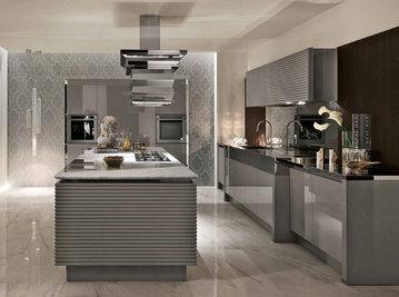 Итальянская кухня LUXURY GLAM 10 фабрики ASTER