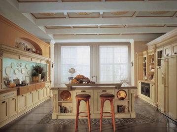 Итальянская кухня OPERA 02 фабрики ASTER
