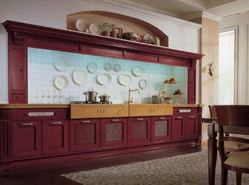 Итальянская кухня OPERA 03 фабрики ASTER
