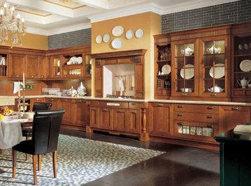 Итальянская кухня OPERA 05 фабрики ASTER