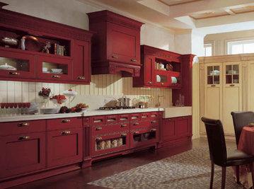 Итальянская кухня OPERA 07 фабрики ASTER