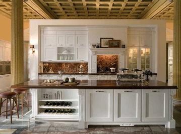 Итальянская кухня OPERA 08 фабрики ASTER