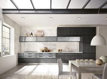 Итальянская кухня TIMELINE 01 фабрики ASTER
