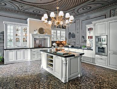Итальянская кухня GOLD-IE 02 фабрики OLDLINE