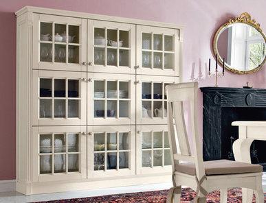 Итальянская витрина QUEEN фабрики OLDLINE