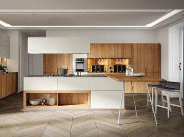 Итальянская кухня BORGHESE 03 фабрики OLDLINE