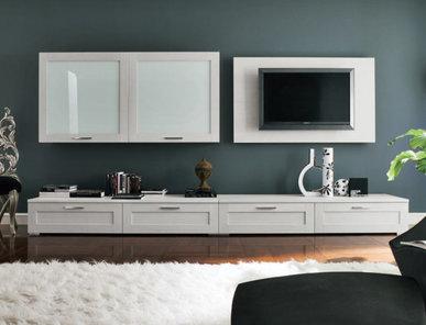Итальянская мебель для ТВ EKO 01 фабрики OLDLINE