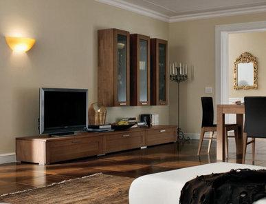 Итальянская мебель для ТВ EKO 03 фабрики OLDLINE