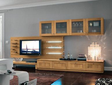 Итальянская мебель для ТВ EKO 04 фабрики OLDLINE