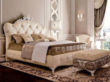 Итальянская кровать 5089 фабрики CARPANESE HOME
