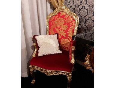 Итальянское кресло MUSE фабрики CARLO ASNAGHI