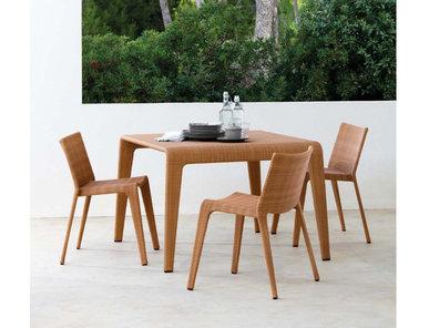 Испанский обеденный стул U фабрики COLECCION ALEXANDRA
