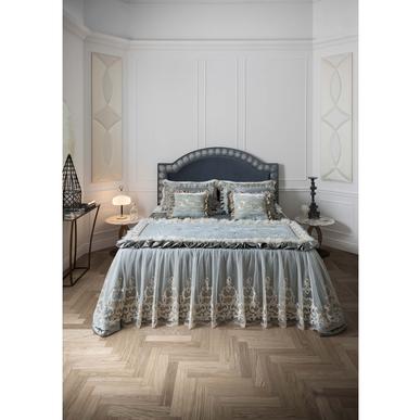 Итальянский тeкстиль для спален Versailles фабрики Chicca Orlando
