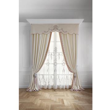Итальянские шторы и тюль Charlotte фабрики Chicca Orlando