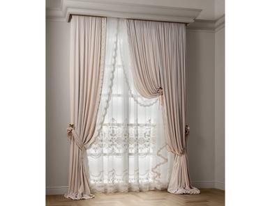 Итальянские шторы и тюль Grace фабрики Chicca Orlando