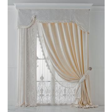 Итальянские шторы и тюль Hermitage Allover фабрики Chicca Orlando