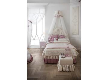 Итальянский тeкстиль для спален Kate Letto фабрики Chicca Orlando