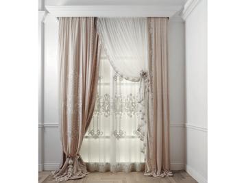 Итальянские шторы и тюль Ma-Dame фабрики Chicca Orlando
