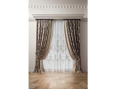 Итальянские шторы и тюль Prestige Allover фабрики Chicca Orlando