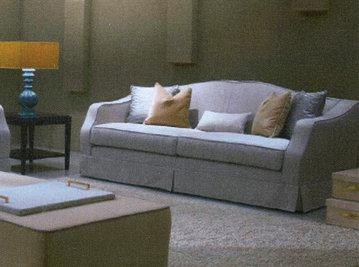 Итальянский диван фабрики SAT EXPORT
