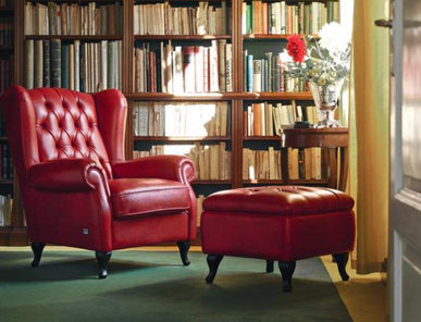 Итальянское кресло BERGERE фабрики DOIMO SALOTTI