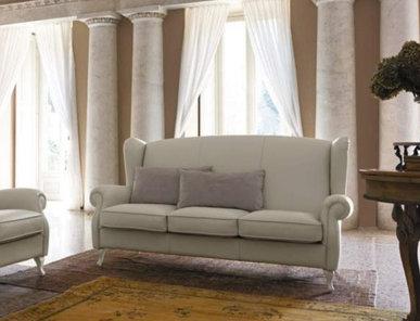 Итальянский трехместный диван BERGERE фабрики DOIMO SALOTTI