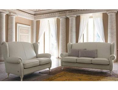 Итальянский двухместный диван BERGERE фабрики DOIMO SALOTTI
