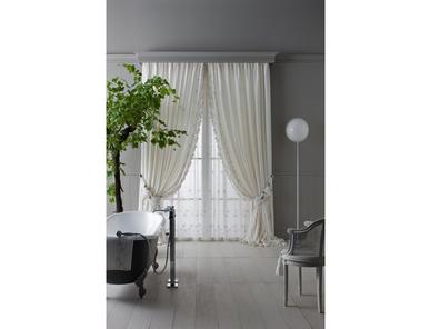 Итальянские шторы и тюль Soffio фабрики Chicca Orlando
