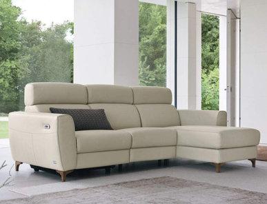 Итальянский угловой диван GORDON фабрики DOIMO SALOTTI
