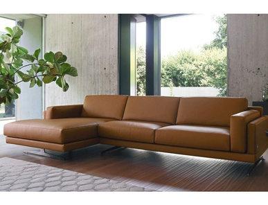 Итальянский диван (угловой) HUBER фабрики DOIMO SALOTTI