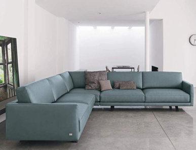 Итальянский угловой диван KONNOR фабрики DOIMO SALOTTI