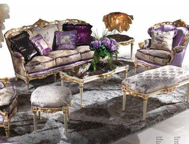 Итальянская мягкая мебель BALZAC фабрики CASPANI TINO
