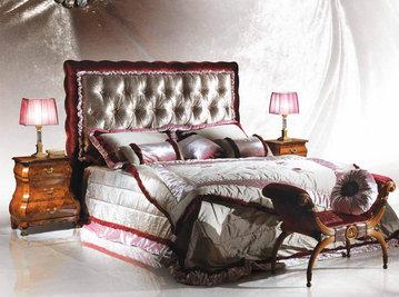 Итальянская кровать BELLAGIO фабрики CASPANI TINO