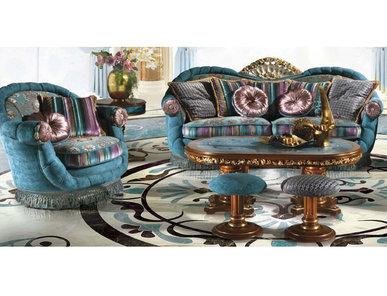 Итальянская мягкая мебель BOHEME фабрики CASPANI TINO
