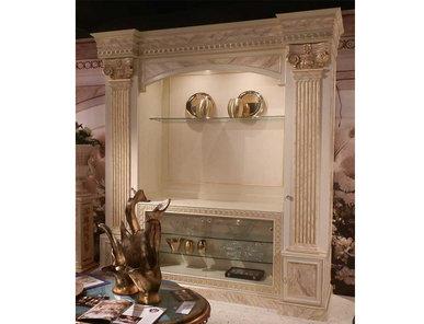Итальянская мебель для ТВ BOHEME фабрики CASPANI TINO