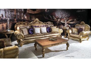 Итальянская мягкая мебель PANTHEON фабрики CASPANI TINO