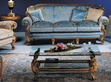 Итальянская мягкая мебель PIGALLE фабрики CASPANI TINO
