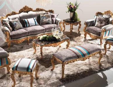 Итальянская мягкая мебель VOLTAIRE фабрики CASPANI TINO