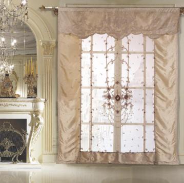 Итальянские шторы и тюли Canaletto 001 фабрики La Contessinа