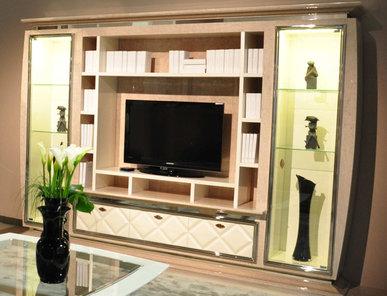 Итальянская мебель для ТВ фабрики RAMPOLDI CREATIONS
