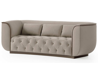 Итальянский диван AVA 32 фабрики RAMPOLDI CREATIONS