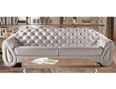 Итальянский диван SPI 32 фабрики RAMPOLDI CREATIONS