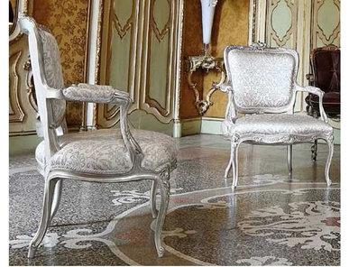 Итальянское кресло 3291/RC08 фабрики RAMPOLDI CREATIONS