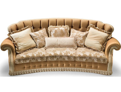 Итальянский диван IF 90 фабрики RAMPOLDI CREATIONS