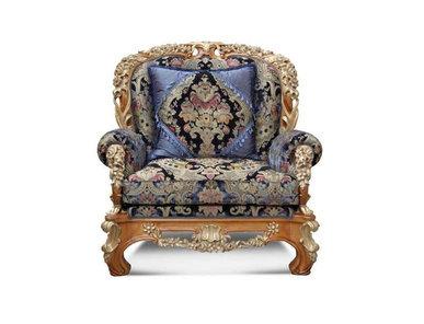 Итальянское кресло VER 33 фабрики RAMPOLDI CREATIONS
