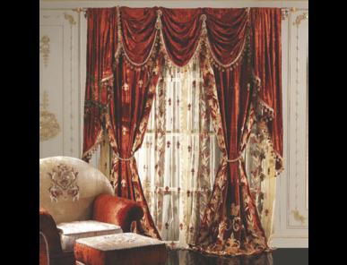 Итальянские шторы и тюли Contessina 002 фабрики La Contessinа