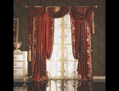 Итальянские шторы и тюли Enrico I V 001 фабрики La Contessinа