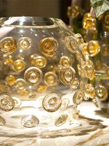 Итальянская ваза MAXIMILIAN фабрики CORNELIO CAPPELLINI