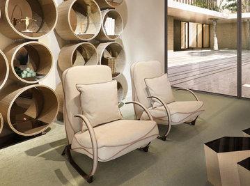 Итальянское кресло BEATRIX.2100 фабрики CORNELIO CAPPELLINI