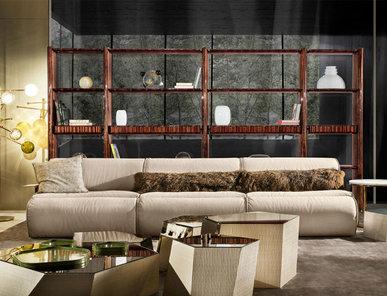 Итальянский диван DENVER.2400 фабрики CORNELIO CAPPELLINI